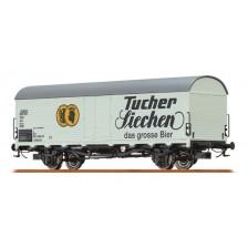 """Brawa 47605 - DB Kühlwagen Ibdlps 383 """"Tucher Siechen"""""""
