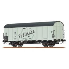 """Brawa 47609 - DR Kühlwagen Tnfhs """"Seefische"""""""