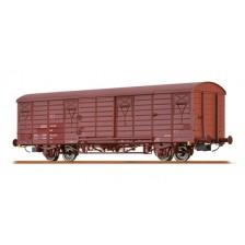 Brawa 49903 - DB AG Gedeckter Güterwagen Gbs 258