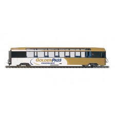 """Bemo 3588311 - MOB Panoramawagen Bs 251 """"GoldenPass Panoramic"""" (AC)"""