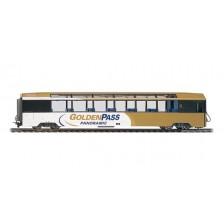 """Bemo 3588312 - MOB Panoramawagen Bs 252 """"GoldenPass Panoramic"""" (AC)"""