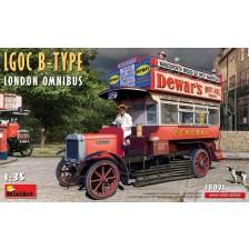 MiniArt 38021 - LGOC B-Type London Omnibus 1/35