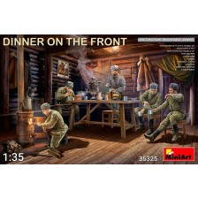 MiniArt 35325 - Dinner on the front 1/35