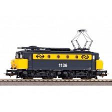 Piko 51368 - NS Elektrische locomotief 1136 met botsneus (DC)