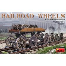 MiniArt 35607 - Railroad wheels 1/35
