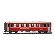 Bemo 3255135 - RhB Personenwagen B 2455 EW I BB rot