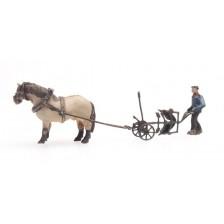 Artitec 322.023 - Paard en ploeg