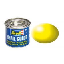 Revell 32312 - 312 Lichtgeel zijdemat - Email verf 14 ml