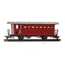 Bemo 3234194 - RhB X 9034 Bahndienstwagen S.F. Samedan