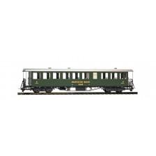 Bemo 3235145 - RhB Nostalgie-Plattformwagen B 2245