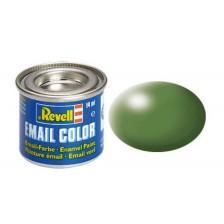 Revell 32360 - 360 Varengroen zijdemat - Email verf 14 ml