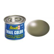 Revell 32362 - 362 Rietgroen zijdemat - Email verf 14 ml