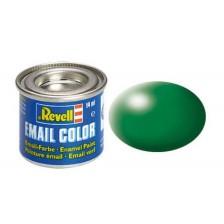 Revell 32364 - 364 Bladgroen zijdemat - Email verf 14 ml