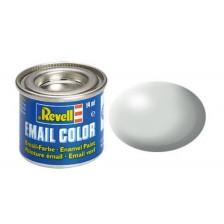 Revell 32371 - 371 Lichtgrijs zijdemat - Email verf 14 ml