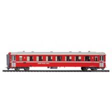 Bemo 3240177 - RhB B 2437 Einheitswagen II neurot