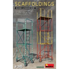 MiniArt 35605 - Scaffoldings 1/35
