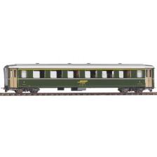 Bemo 3252114 - RhB A 1234 Einheitswagen I grün