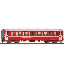 Bemo 3255160 - RhB Einheitswagen EW I BB 2307 neurot