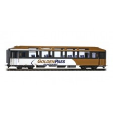 "Bemo 3296318 - MOB Panoramawagen Brs 228 ""GoldenPass Panoramic"""