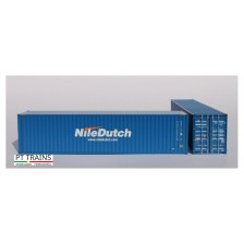 PT Trains 840013 - Container 40ft HC NILE DUTCH (NIDU5236155)