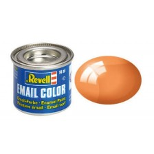 Revell 32730 - 730 Oranje transparant - Email verf 14 ml