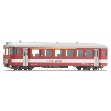 Bemo 3275211 - FO Steuerwagen ABt 4151 mit weißem Band