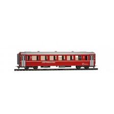 Bemo 3282117 - RhB B 2467 Einheitswagen III rot