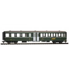 Bemo 3284110 - RhB B 2340 Mitteleinstiegswagen grün