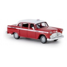 "Brekina 58930 - Checker Cab ""Fire Car"""