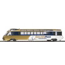 """Bemo 3288313 - MOB Steuerwagen Arst 151 """"Golden Pass"""""""