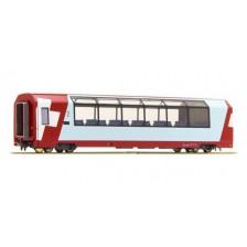 Bemo 3289126 - RhB 2. Klasse Panoramawagen Bp 2536 Glacier-Express