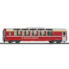 "Bemo 3293141 - RhB Ap 1301 Panoramawagen ""Bernina Express"""
