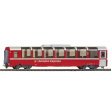 "Bemo 3294144 - RhB Bps 2514 Panoramawagen ""Bernina Express"""