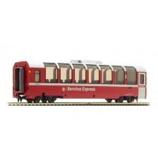 Bemo 3294146 - RhB Bp 2506 Panoramawagen Bernina-Express