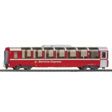 "Bemo 3294147 - RhB Bp 2524 Panoramawagen ""Bernina Express"""