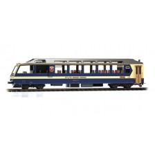 "Bemo 3297307 - MOB Steuerwagen Arst 117 ""Superpanoramic Express"""
