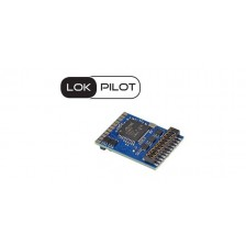 ESU 59619 - LokPilot 5 DCC/MM/SX/M4, 21MTC NEM660, Spurweite H0 ,0