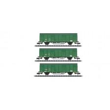 "Trix 15312 - DR Güterwagen-Set ""Postzug"""