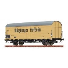 "Brawa 47604 - DB Kühlwagen Ibdlps 383 ""Würzburger Hofbräu"""