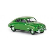 Brekina 28603 - Saab 92, hellgrün