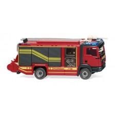 Wiking 061245 - Feuerwehr - AT LF (MAN TGM Euro 6/Rosenbauer)
