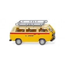 """Wiking 029201 - VW T3 Bus """"PTT"""""""