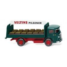"""Wiking 047602 - Getränke-Lkw (Büssing 4500) """"Veltins"""""""