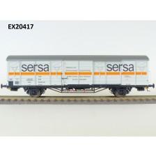 Exact-Train EX20417 - DR gedeckter Güterwagen Ep.4