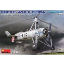 MiniArt 41018 - Focke-Wulf FW C.30A Heuschrecke Late Prod. 1/35