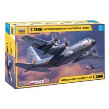 Zvezda 7321NL - Lockheed C-130H Hercules (NL) 1/72