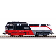"Piko 57400 - DB Diesellokomotive 218 497-6 ""FZI Cottbus PIKO/Märklin"" (DC)"