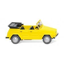Wiking 004048 - VW 181, rapsgelb
