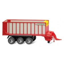Wiking 038138 - Pöttinger Jumbo Combiline Ladewagen