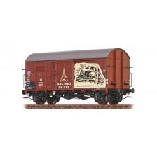 """Brawa 47983 - DB Gedeckter Güterwagen Oppeln """"Magirus"""""""